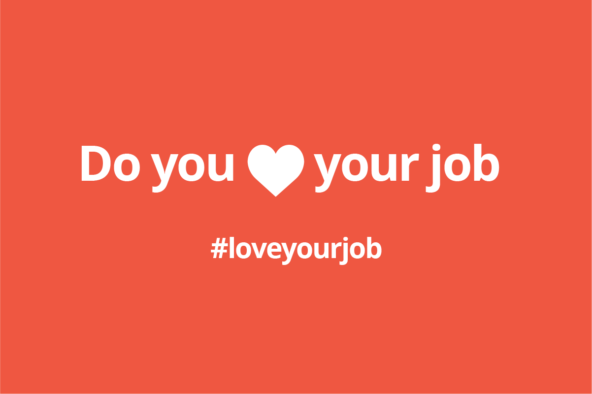 how to find a job you love quiz